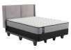 Matelas 2 places Double - Saphir - Sealy photo du produit